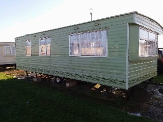 Lovely Caravan/mobile home with Television and DVD Player - Chapel St. Leonards vacation rentals