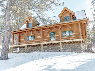 Beautiful Cabin with Microwave and Washing Machine in Pringle - Pringle vacation rentals