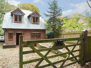 ST BERNARD, detached, large enclosed garden, pet-friendly, WiFi, Horndean near - Horndean vacation rentals