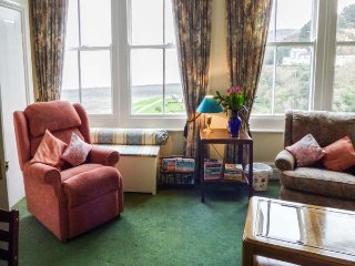 FLAT 3, first floor apartment, pet-friendly, sea and village views, in - Lynmouth vacation rentals