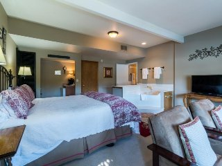 All Seasons River Inn Suite D- riverfront & perfect for a Leavenworth trip! - Leavenworth vacation rentals