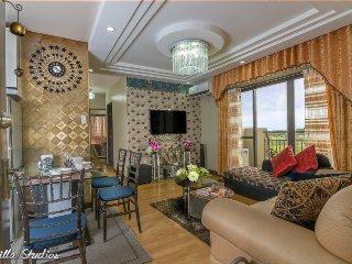 3BR ROYAL PALM LUXURY RESORT CONDO in MANILA - Taguig City vacation rentals