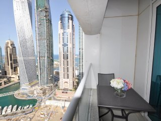 3 Bedroom Apartment  - Marina Heights Tower - Dubai Marina - Dubai vacation rentals