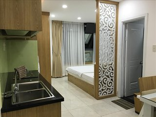 Gold Ocean-Studio Apartment Twins bed-Ocean view - Nha Trang vacation rentals