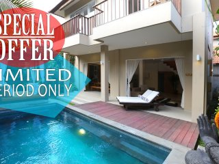 del Mar 2, Lux 2BR Charming Villa on Seminyak Beach - Seminyak vacation rentals