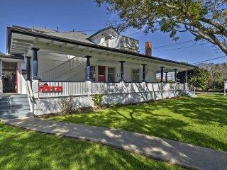 NEW! 1BR Carpinteria Apartment - Walk to Beach! - Carpinteria vacation rentals