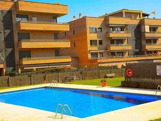 T4 avec parking prive et piscine a 5 m plage, - Lloret de Mar vacation rentals