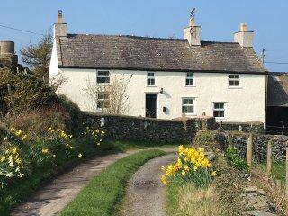 Charming 3 bedroom Farmhouse Barn in Amlwch - Amlwch vacation rentals