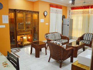 """Executive Suite """"2 Bed Rooms Serviced Apartment"""" for 4 Guests  in Lucknow, IN - Lucknow vacation rentals"""
