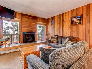 Dog-friendly condo right across the street from the Giant Steps ski lift area! - Brian Head vacation rentals