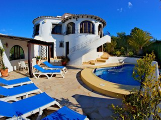 3 bedroom Villa with Internet Access in Benitachell - Benitachell vacation rentals