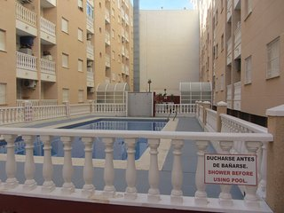 Apartment with pool 1 - Torrevieja vacation rentals