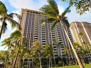 Hilton Hawaiian Village - The Lagoon Tower By HGVC - 3 Bedroom - Honolulu vacation rentals