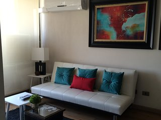 A9 Cozy, nice up to 5, Steps underground train, 2B1B - Santiago vacation rentals