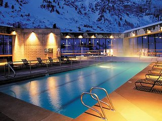 The Cliff Club at Snowbird - 2 Bedroom - Sandy vacation rentals