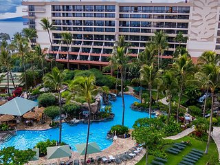 Marriott's Maui Ocean Club: Molokai, Lanai, Maui Towers - 1 Bedroom - Lahaina vacation rentals