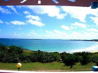 BELLE VUE MER POUR CE STUDIO - Saint Martin vacation rentals