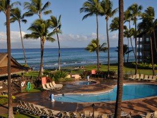 2/2 FANTASTIC ocean view! Remodeled with  HAWAIIAN Charm! Read Reviews! - Ka'anapali vacation rentals