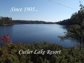 2 bedroom chalet on Cutler Lake - Massey vacation rentals