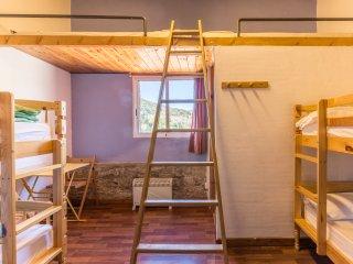 Alberg La Solana - 33 - Quadruple Room (4 - 6 Guests) - Salas de Pallars vacation rentals