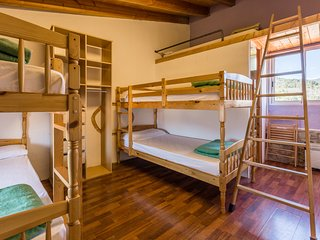 Alberg La Solana - 34 - Quadruple Room (4 - 5 Guests) - Salas de Pallars vacation rentals
