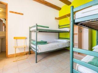 Alberg La Solana - 22 - Quadruple Room (3 - 4 Guests) - Salas de Pallars vacation rentals