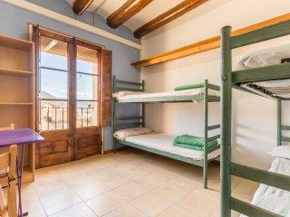 Alberg La Solana - 23 - Quadruple Room (3 - 4 Guests) - Salas de Pallars vacation rentals