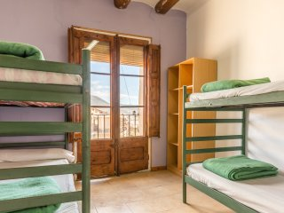Alberg La Solana - 24 - Quadruple Room (3 - 4 Guests) - Salas de Pallars vacation rentals