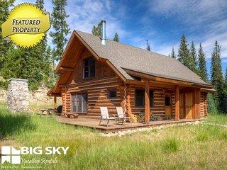 Big Sky Resort | Powder Ridge Cabin 2 Moose Ridge - Big Sky vacation rentals