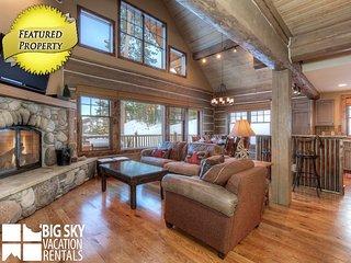 Big Sky Resort | Powder Ridge Cabin 19 Manitou - Big Sky vacation rentals