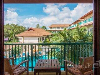 Lovely 2-Bed Apartment near Bangtao Beach - Kamala Beach vacation rentals