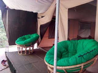 Perfect 2 bedroom Yala National Park Tented camp with Balcony - Yala National Park vacation rentals