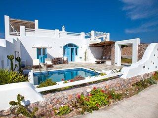 Blue Villas | Zephyros | Spectacular new villa - Vourvoulos vacation rentals