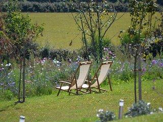 Studio suite terrasse, jardin, au calme, Golfe du Morbihan proche plages, Gingko - Baden vacation rentals