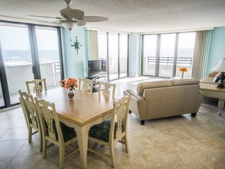 Oceanfront Getaway 3/2 12th floor at Horizons - Daytona Beach vacation rentals