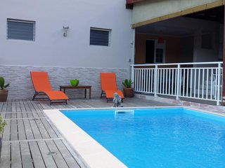 Apartment - 4 km from the beach - Riviere-Pilote vacation rentals