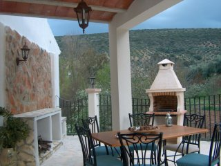 House - terrace and wonderful view - Rute vacation rentals