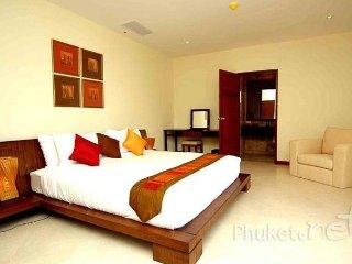Spacious 2-Bed Apartment in Bangtao - Kamala Beach vacation rentals