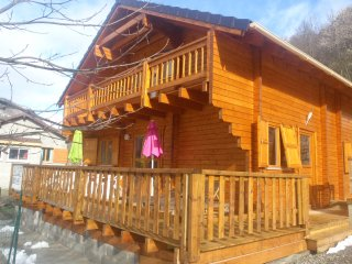 Chalet for 10 near Ax-les-Thermes - Orlu vacation rentals