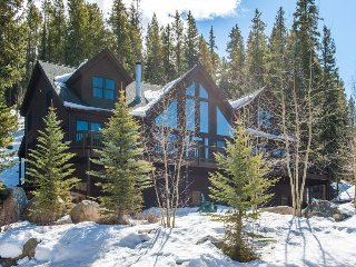 Mountain luxury lodge w/ views & private hot tub - area attractions nearby! - Breckenridge vacation rentals