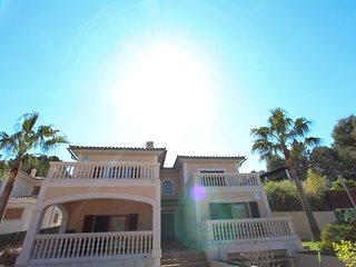 Perfect Villa with Internet Access and A/C - S'Alqueria Blanca vacation rentals
