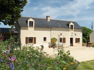 Nice House with Internet Access and Washing Machine - Ambillou-Chateau vacation rentals