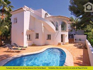 Charming 3 bedroom La Llobella Villa with Internet Access - La Llobella vacation rentals