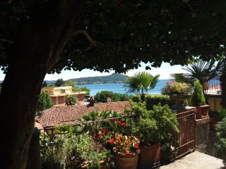 Garden Apartment with Lake View, Terrace and Garden, Indipendent Entrance/House - Lesa vacation rentals