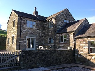 Luxury Peak District Farmhouse with Stunning Views of The Cheshire Matterhorn - Wincle vacation rentals