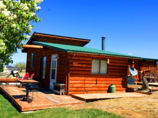 "Wilderness Spirit Cabins LLC- ""Bear Cave"" cabin - Corvallis vacation rentals"