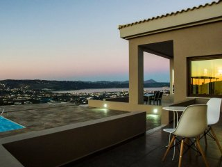 Villa Kedria with panoramic view - Souda vacation rentals