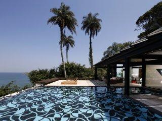 Rio003 - Luxury 4 bedroom villa with swimming pool in São Conrado-Rio de Janeiro - Itanhanga vacation rentals