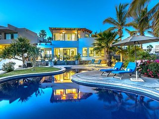 Dream come true - Magnificent ocean views, private pool, steps to the sand - Cabo San Lucas vacation rentals