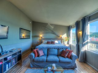 Spruce Suite #4 -- Orcas Island Studio with Waterviews - Orcas vacation rentals